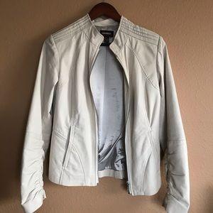 Danier 100% Genuine Leather Jacket Lined Size XS